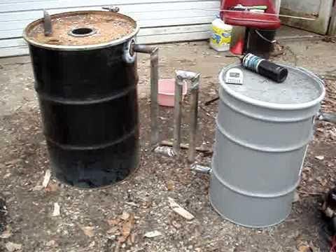 Amazing Wood Gas Generator Demonstration  http://www.thegoodsurvivalist.com/amazing-wood-gas-generator-demonstration/ #thegoodsurvivalist