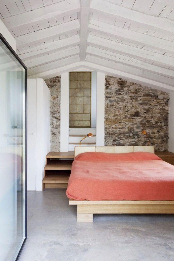 Italian Architectural Firms Architects And SibillAssociati Have Designed  The Farmhouse Restoration And Expansion In Riomaggiore, Italy.
