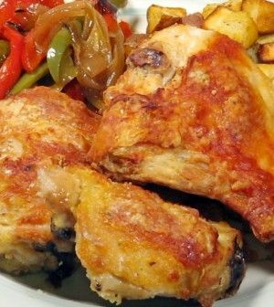 Oven baked chicken, Oven baked and Baked chicken on Pinterest