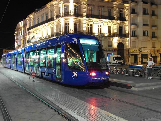 Montpellier - Tramway - Centre de la ville by IngolfBLN, via Flickr