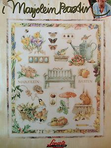 marjolein bastin cross stitch the four seasons