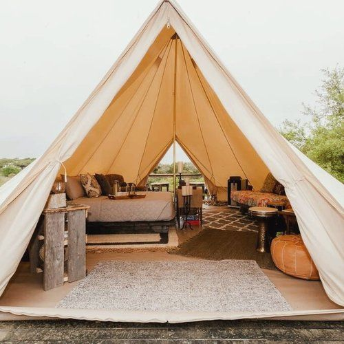 The Texas Bell Tent Tx Hill Country