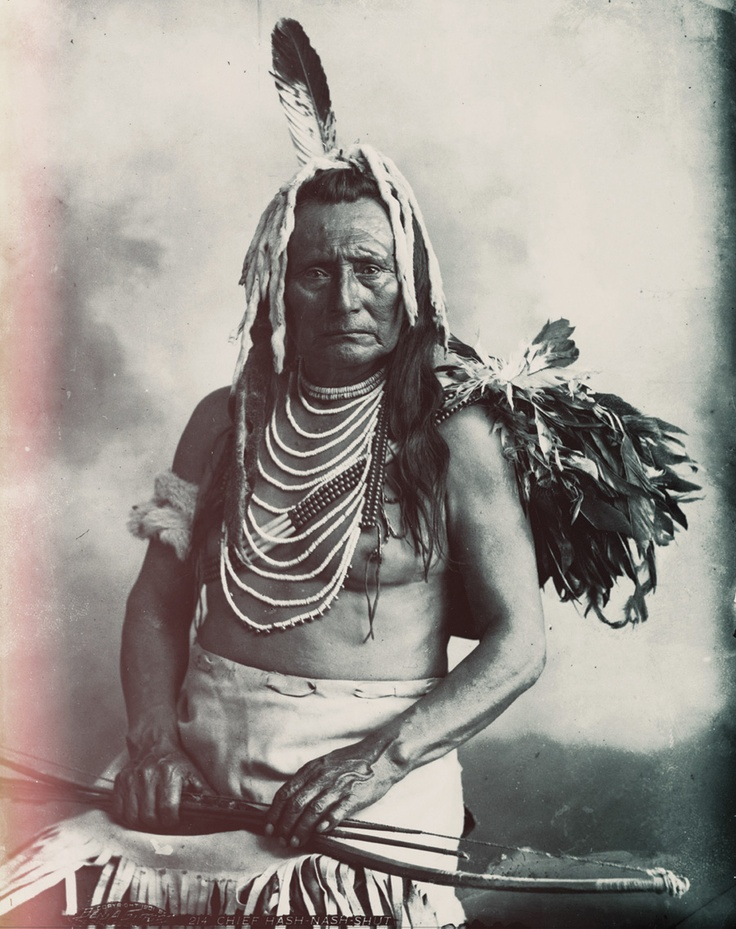 Sioux. Native American Indian