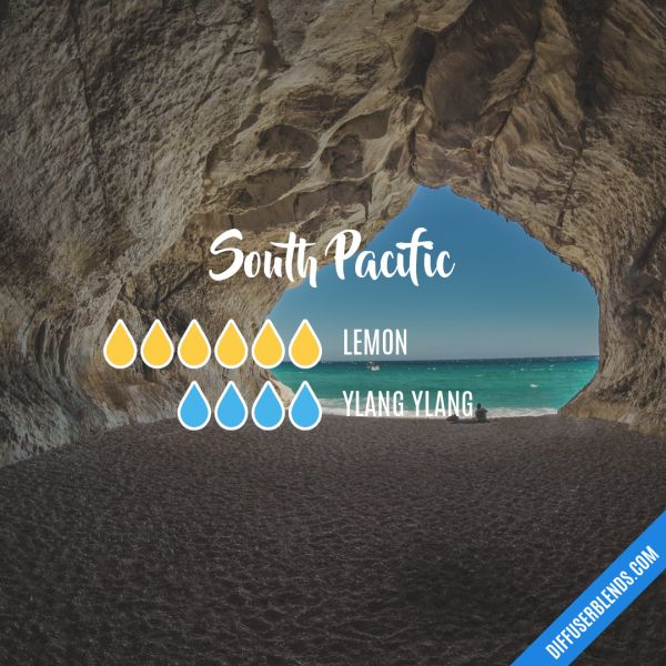 South Pacific - Essential Oil Diffuser Blend