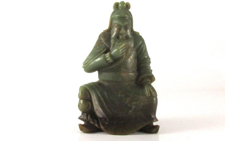 Ching Jade Figure