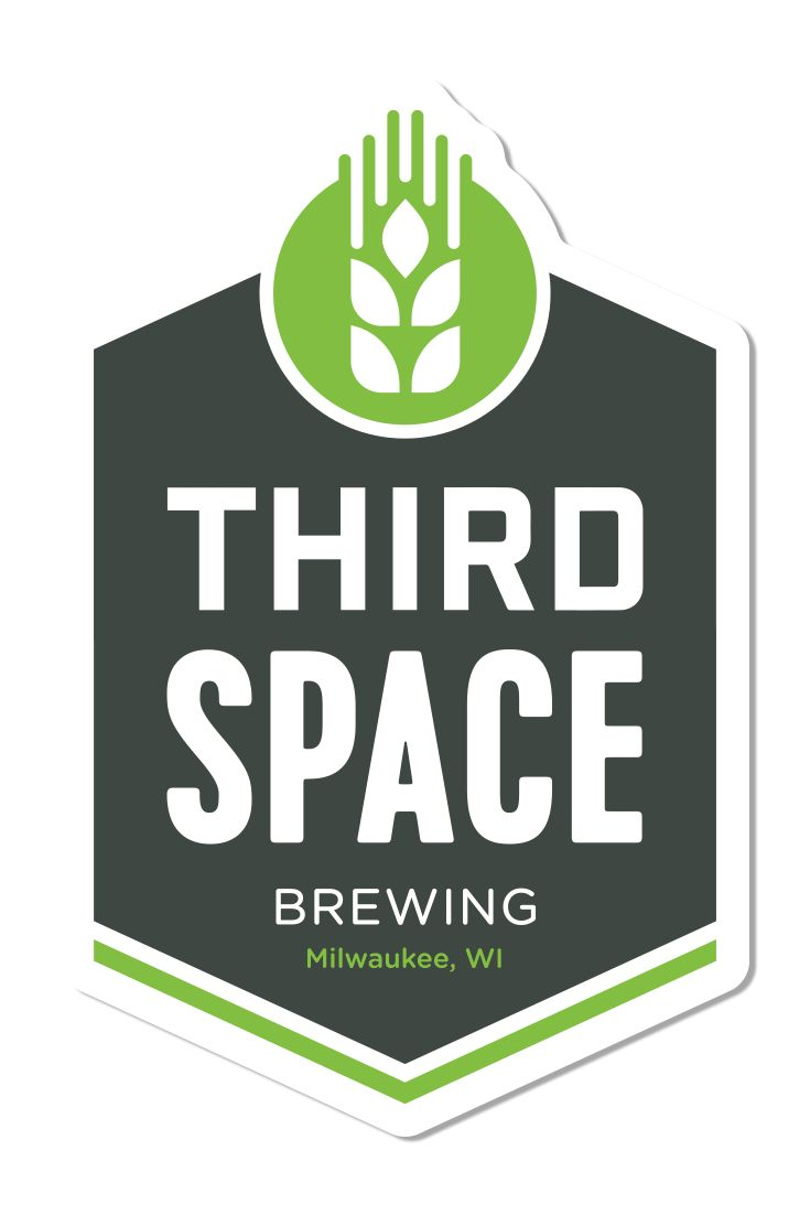 Discover Third Space Brewing and how they mix craft beers with good conversations adding in their own custom die cut stickers to remember the experience.
