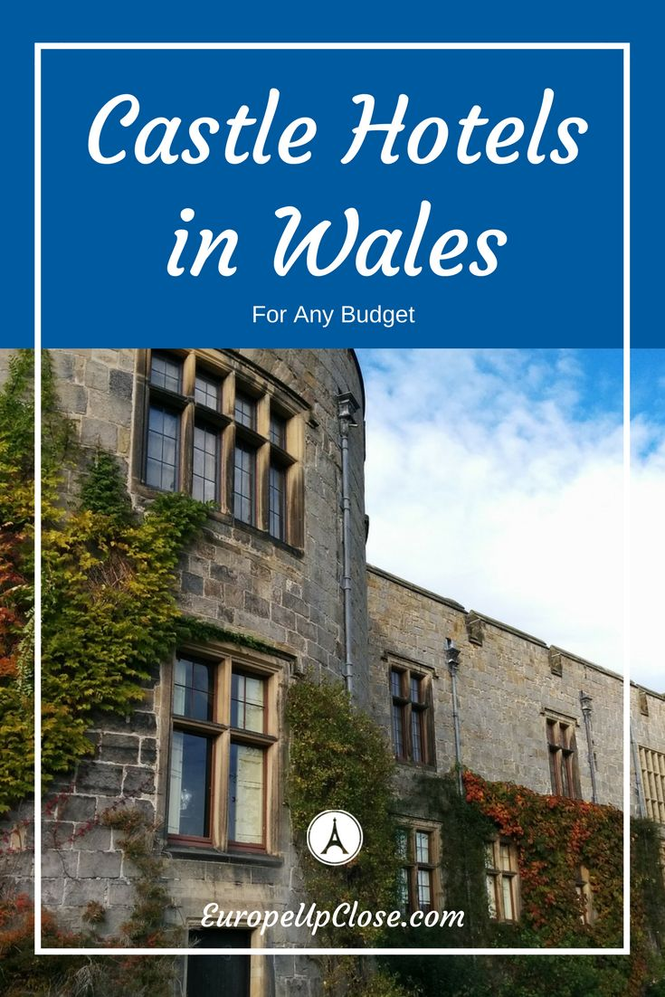 Castles to stay in Wales - Castle Hotels in Wales | #Wales #CastleHotels #Luxurylifestyle
