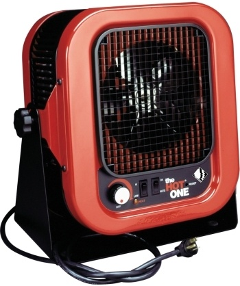 Cadet Hot One 5000 Watt 240 Volt Portable Garage & Shop ...