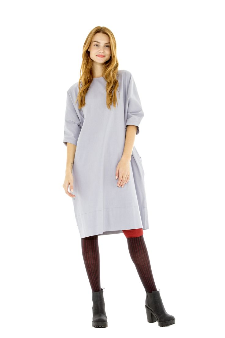 Odoro.ru - Платье Matte серое