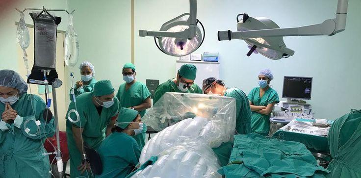 #Médicos del Hospital de Liberia operaron tumor cerebral con paciente despierto - La Nación Costa Rica: El Mundo CR Médicos del Hospital de…