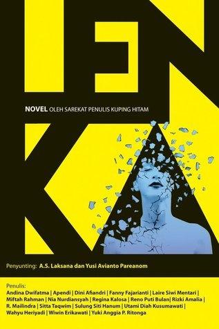 Buku keduaku.  Buat yang suka cerita roman campur thriller yang sastrawi, boleh coba cicipi buku ini.