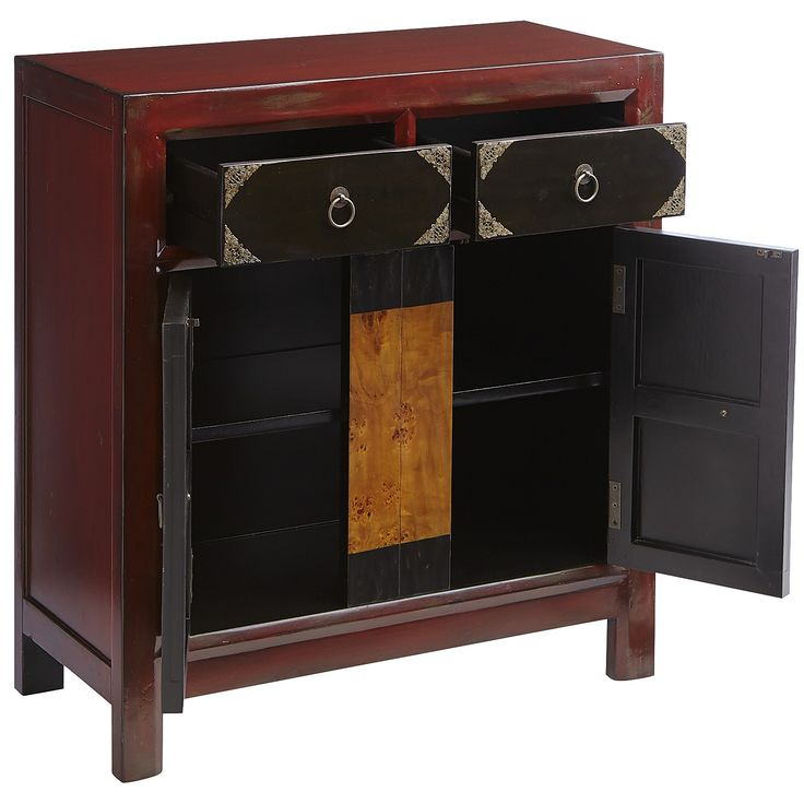 Best Alston Hand Painted Accent Cabinet Cabinet Home Decor 400 x 300