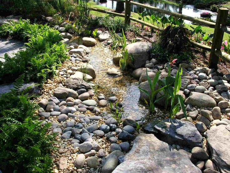 104 best Projects Me Rock GardenDry River Bed images on