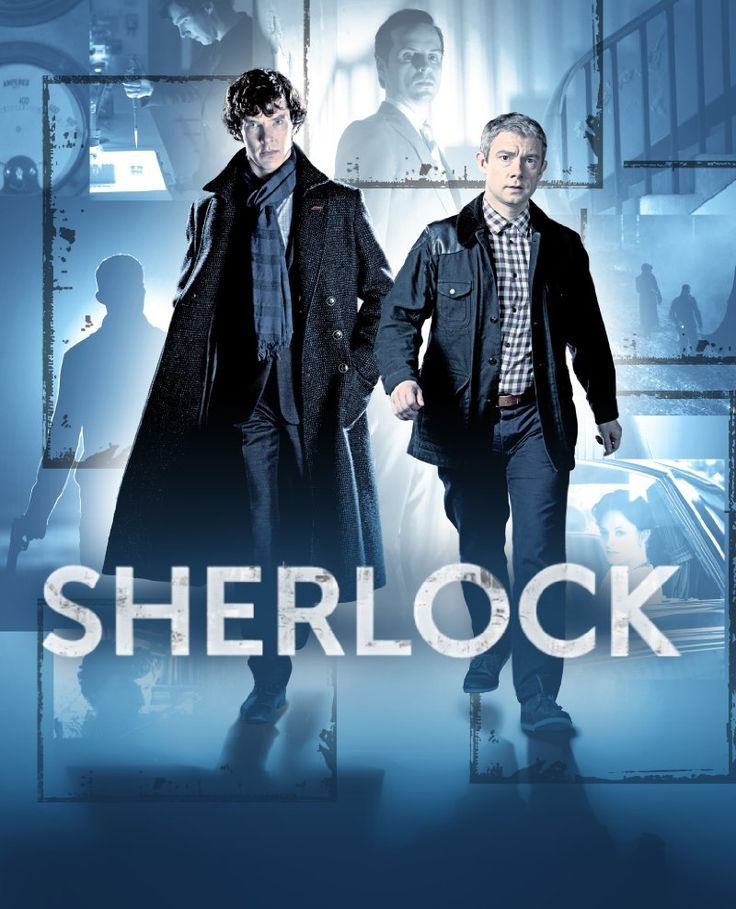Click on the picture to see full article. Stephen Moffat wants a 'Sherlock' - 'Doctor Who' crossover but doubts...