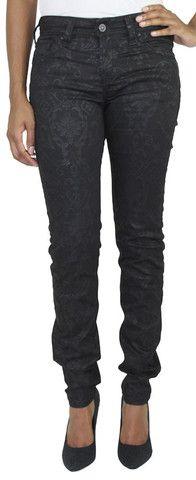 Silver Jeans Suki Super Skinny Women's Printed Jeans