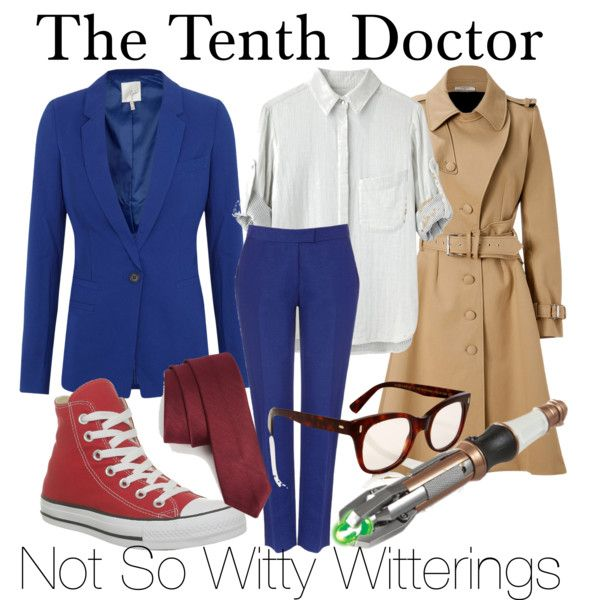 The Tenth Doctor - David Tennant outfit