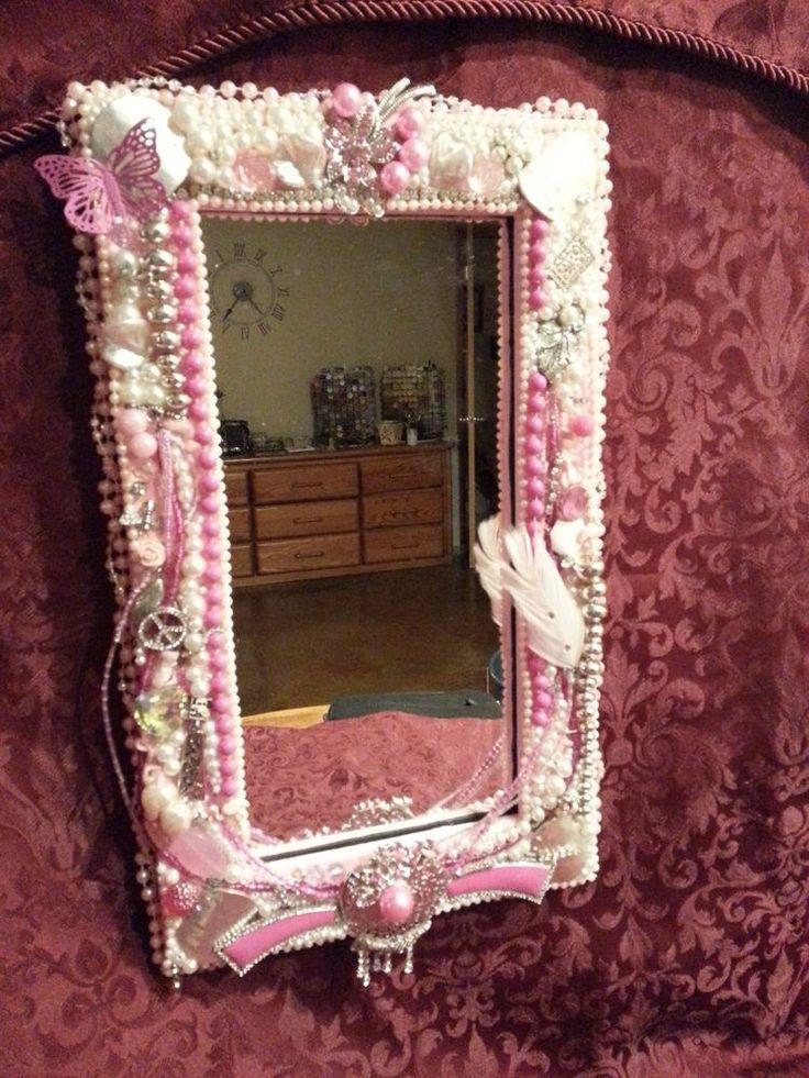 Pink Wall Mirror 25+ ide terbaik pink wall mirrors di pinterest