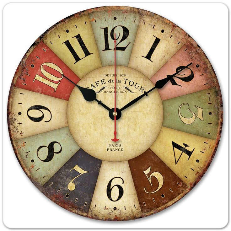 435 best Clocks images on Pinterest   Wall clocks, Clock wall and ...