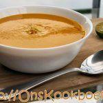Maak deze makkelijke pompoensoep met gember, wortel en enkele simpele 'geheime' ingrediënten, zodat je elke pompoen zal omtoveren in een heerlijk warme kom soep, waar ieder zal vragen naar een extra schep.