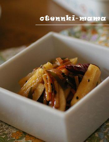 大根の松前づけ風サラダ by お天気ママさん   レシピブログ - 料理 ...