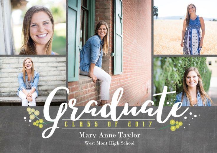 2016 Graduation Announcements | Grad Announcements | Snapfish