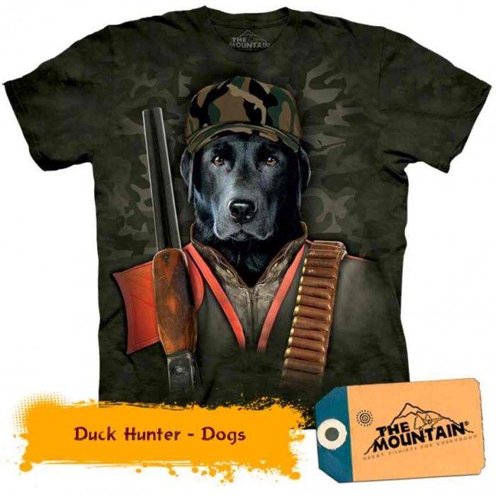 Tricouri The Mountain – Tricou Duck Hunter