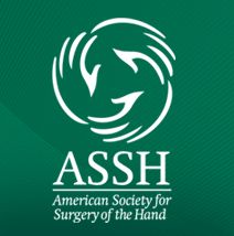 ASSH Logo – The Hand Society is made up of hand specialists such   as hand surgeons and hand therapists who treat hand injuries, elbow and   shoulder pain, and recommend hand injury treatment or hand surgery.