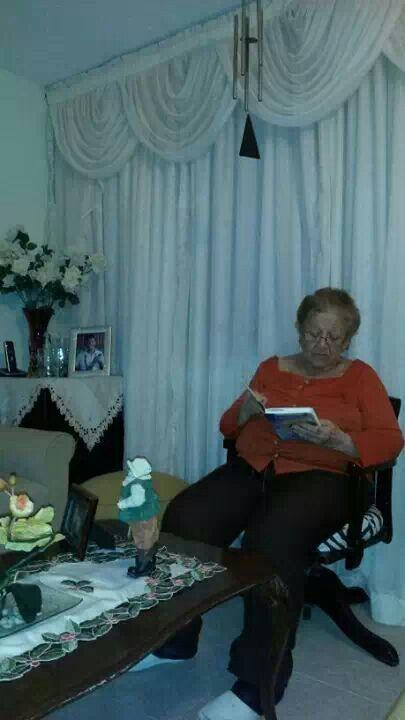Mi madre...91 años !!!