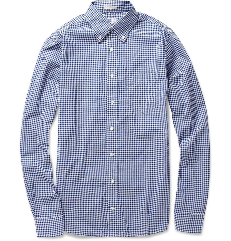 Slim gingham shirt from Gant Rugger. I'm a big fan of gingham, and if Gant Rugger wants to make one as awesome as this then hey, I'm not complaining.
