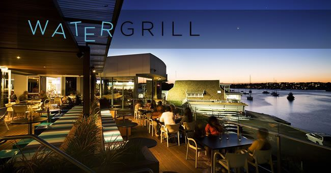 Dedes Watergrill's Waterfront View