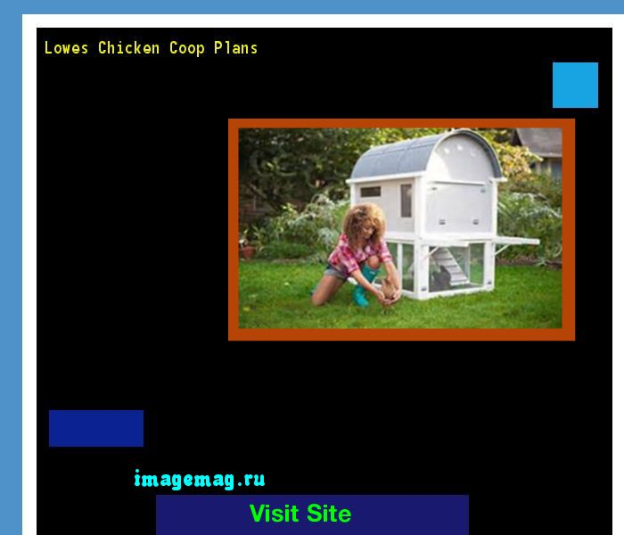 Lowes Chicken Coop Plans 211300 - The Best Image Search ...