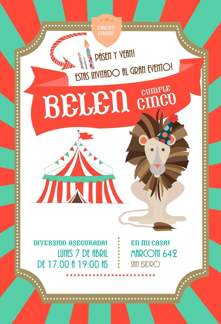 El Circo de Belén!