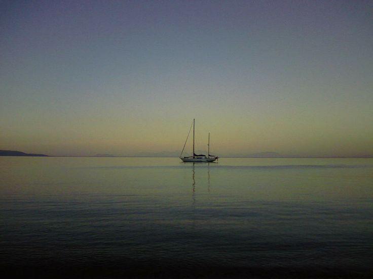 Poros beach, Kefalonia Island