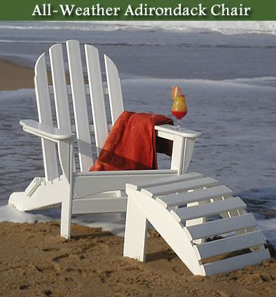17 best images about all weather adirondack chairs on for All weather garden chairs