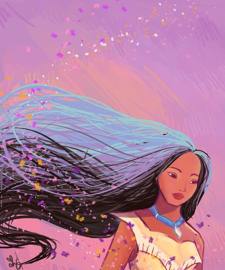 Disney -Painting with the Wind by ~UnicornBlitzkrieg on deviantART