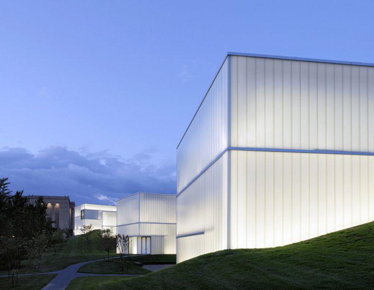 Steven Holl's Modern Art Museum is a Luminous Iceberg | Inhabitat - Sustainable Design Innovation, Eco Architecture, Green Building