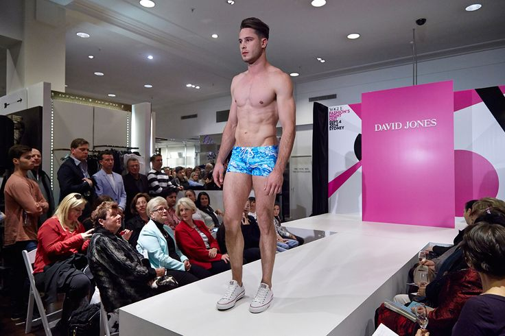 VFNO 2014 - JETS Swimwear with handsome man model