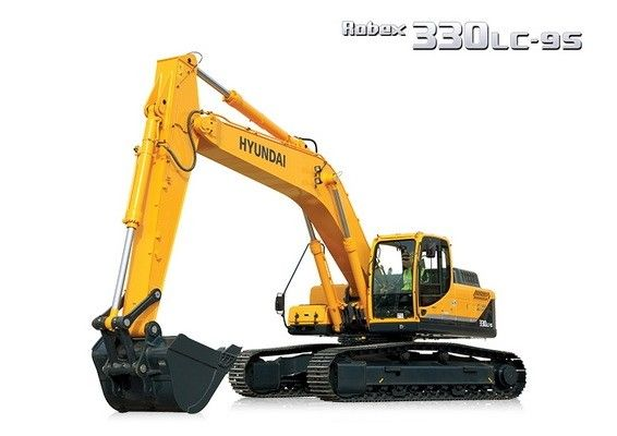 Hyundai R330lc 9s Crawler Excavator Service Manual Hyundai Excavator Construction Equipment