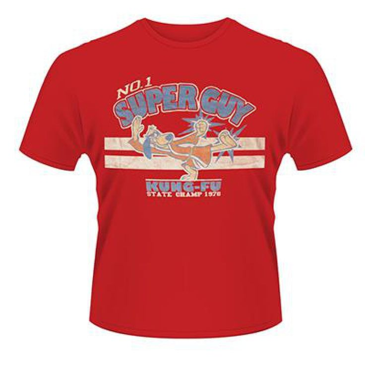 Hong Kong Phooey Retro Officially New Licensed Various Sizes T-Shirt GET IT HERE ON THIS LINK http://ebay.eu/1TVSH7L