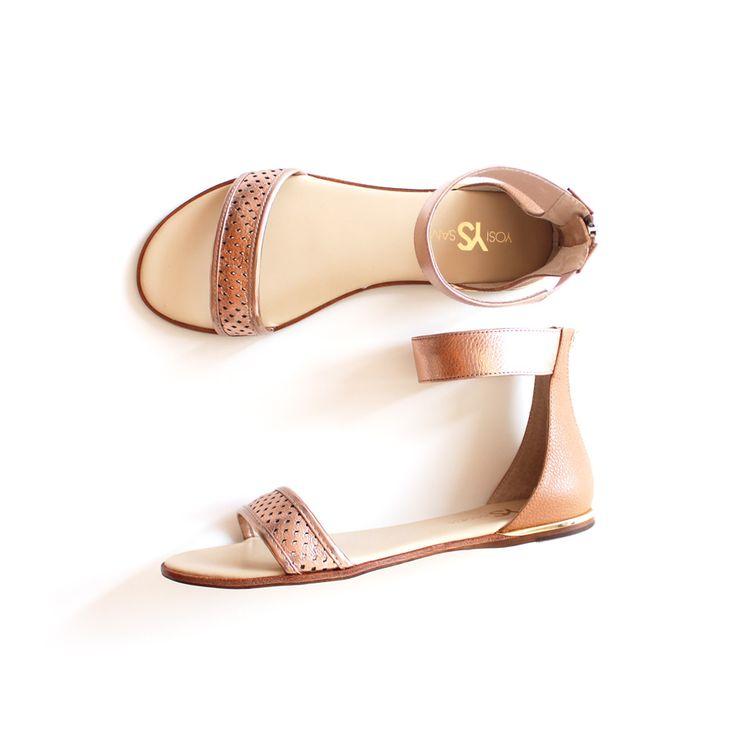 Cambelle Flat Sandal