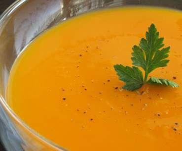 Recette Velouté de butternut par isa2226 - recette de la catégorie Soupes