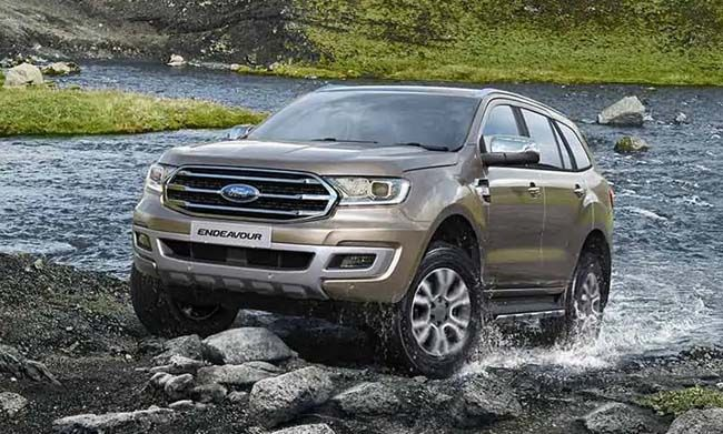 Ford Endeavour Bs6 ம டல வ ற பன க க
