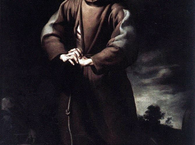Prayer To St. Francis of Assisi