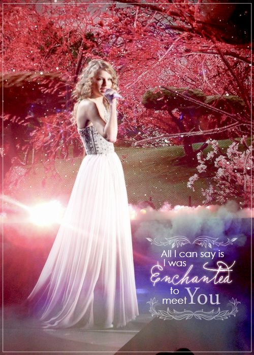 enchanted by taylor swift Check out enchanted by taylor swift on amazon music stream ad-free or purchase cd's and mp3s now on amazoncom.