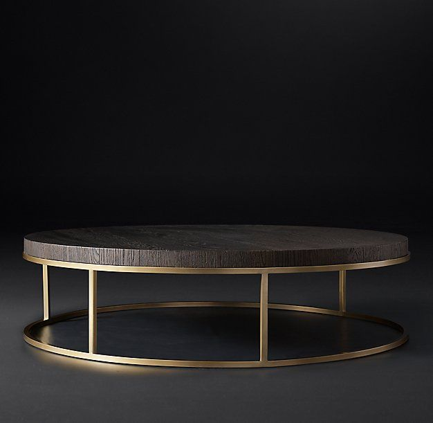 Martens Round Coffee Table Restoration Hardware 36 Inch: Best 25+ Round Coffee Tables Ideas On Pinterest