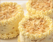 Sans Rival so sinful, so decadent. My favorite cake in the universe!