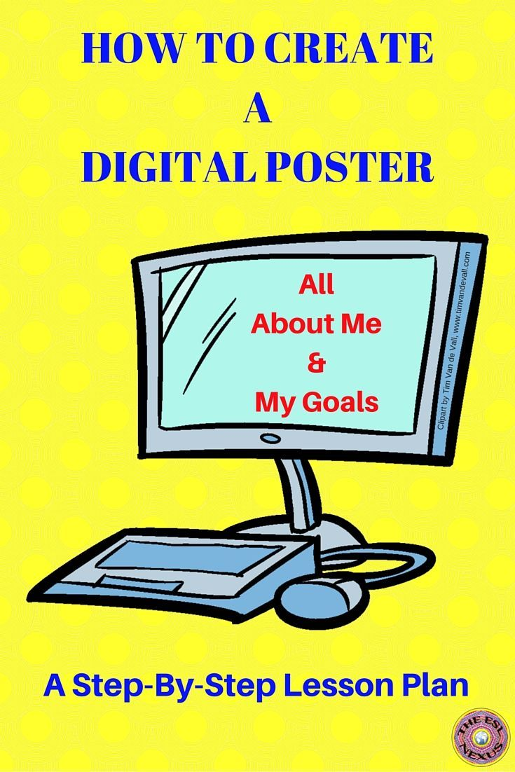 how to create an effective online poster