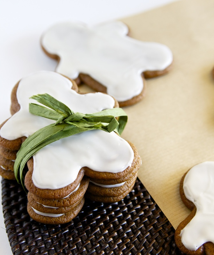 Sweetened with Honey: Gingerbread Cookies