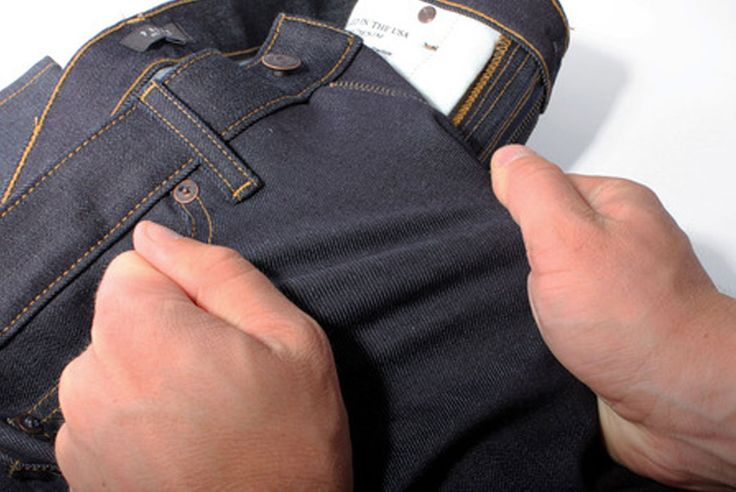 Let's Talk About Stretch, Baby - White Oak Economy. Go to: http://hddls.co/stretch-denim-woa