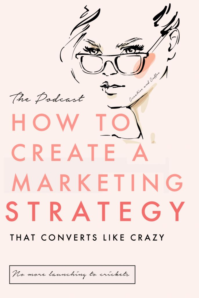 How to create a marketing strategy that works for small, product based businesses. We talk about social media, sales funnels and storytelling via @creativencoffee